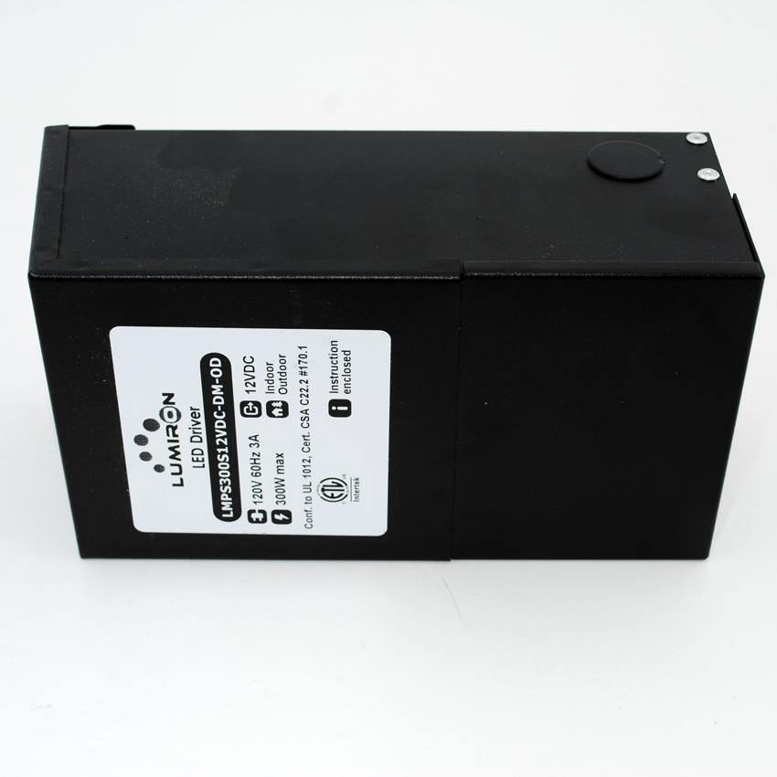 POWER SUPPLY MAGNETIC MLV 300W 12V