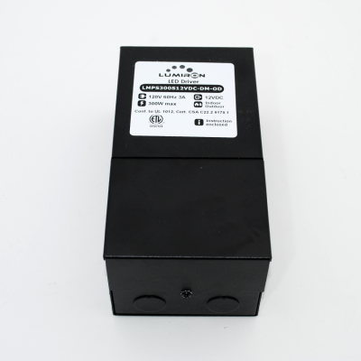 POWER SUPPLY MAGNETIC MLV 300W 12V