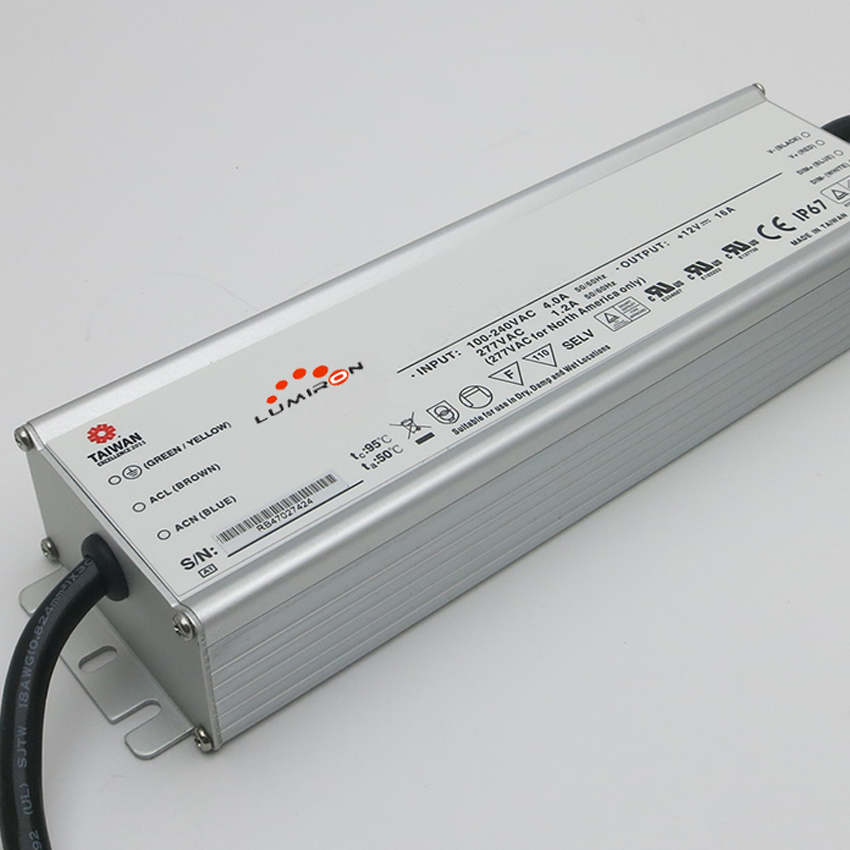 POWER SUPPLY ELECTRONIC 240W 24V