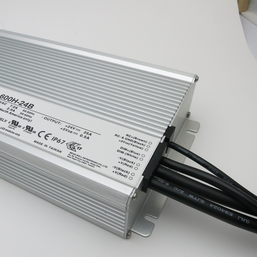 POWER SUPPLY ELECTRONIC 600W 24V
