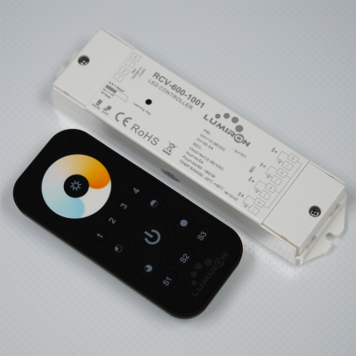 DMR 3004 PB 4 ZONES WIRELESS DIMMER RECEIVER