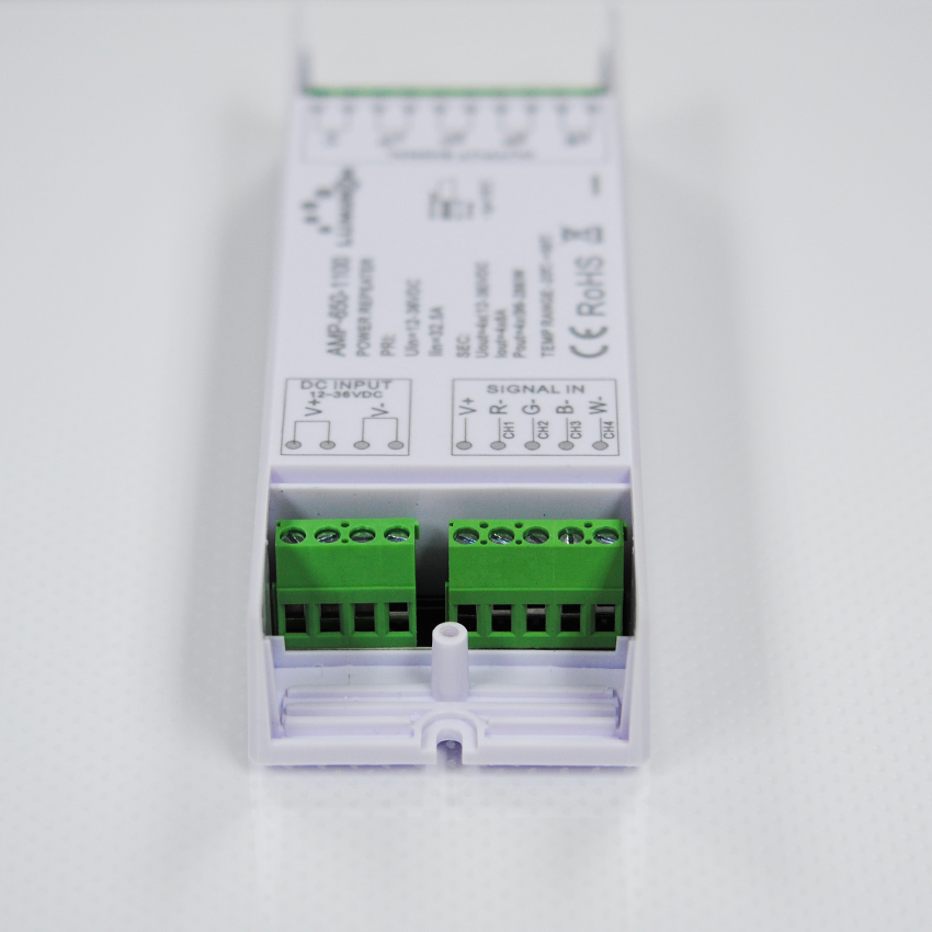 RGBW 4CH SIGNAL AMPLIFIER REPEATER