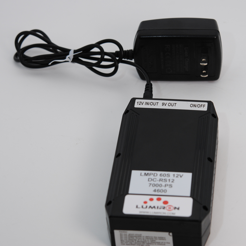 POWER SUPPLY RECHARGEABLE 60S 12V