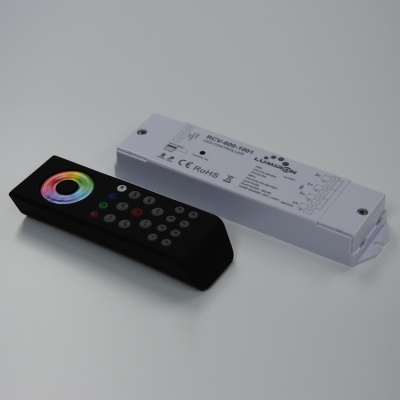8 ZONE RGBW LED CONTROLLER RECEIVER
