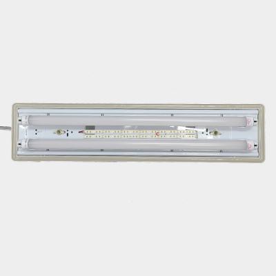 TRAPANI FIXTURE LED TUBE 110-277VAC 12VDC OR 24VDC EMERGENCY