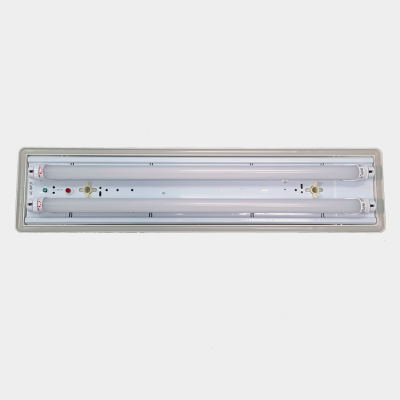 TRAPANI FIXTURE LED TUBE 110-277VAC EMERGENCY BATTERY BACKUP