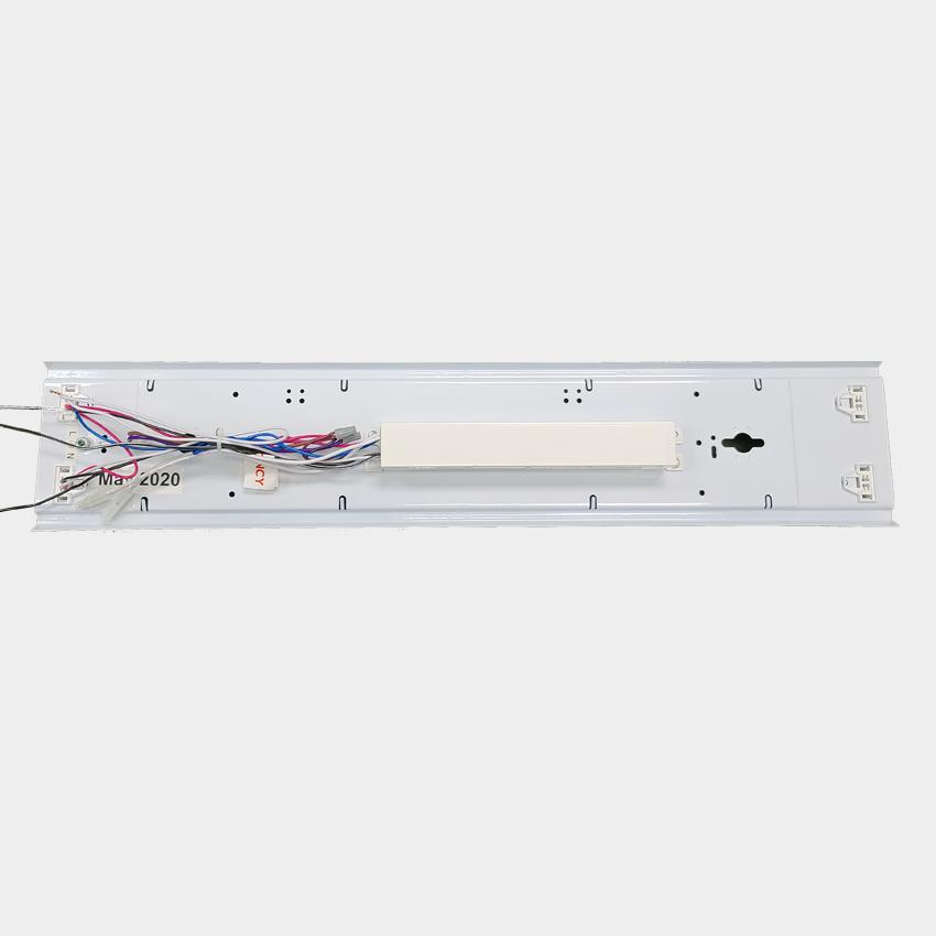 TRAPANI FIXTURE LED TUBE 110-277VAC EMERGENCY BATTERY BACKUP